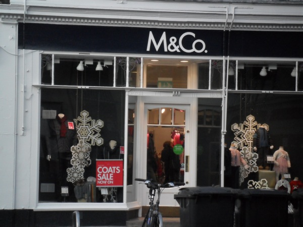 m and co in st